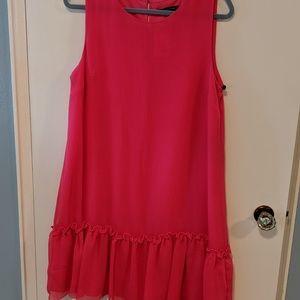 NWT Tommy Hilfiger Pink Dress, Size 14